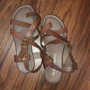 Franco sarto sandals, basically new